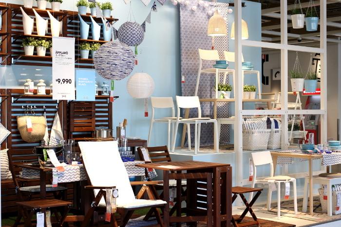 みんなの味方!「IKEA」「ニトリ」「無印良品」でお部屋を便利にかわいくしましょ♪