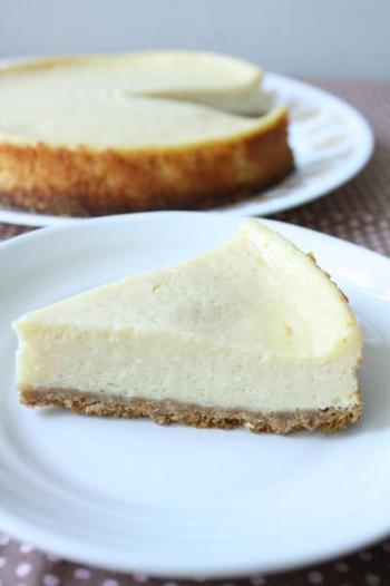 塩麹豆腐を使った、カロリーオフのチーズケーキもあるんです。ダイエット中だけどケーキが食べたい・・という方にぜひおすすめ☆