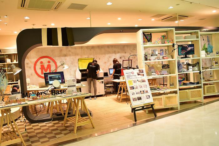 東京都目黒区・北海道札幌市・福岡県博多市に店舗を構えるMakers' Baseですが、ラフォーレ原宿店や台湾などに外部出店することも。外部出店は期間限定のことも多いので、要チェックですよ!