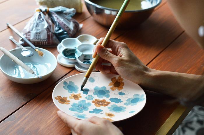 陶芸のワークショップは他にも多数開催されています。 3時間陶芸し放題のワークショップや、ディッシュプレートの絵付け体験など、自分に合ったワークショップを見つけてみてください♪