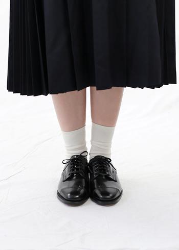 ずっと使える頼れるアイテム♪「おじ靴」でつくる春夏コーデ術