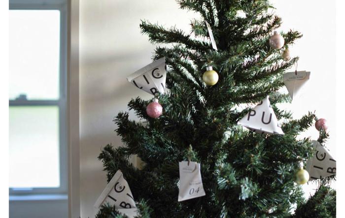 クリスマスツリーのオーナメントとしても可愛いですよ。