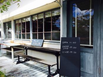 大人女子に大人気のカフェがこちらの「いちしな」です。