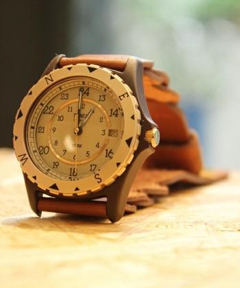 TIMEXの腕時計は高いデザイン性とリーズナブルな価格で世界中で愛されています。