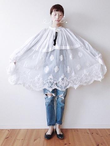 大人女子におすすめの刺繍アイテムとコーディネートをご紹介しました! シンプルさの中にこだわりのある、そんな刺繍アイテムで春夏のコーディネートをもっと楽しんでみませんか?