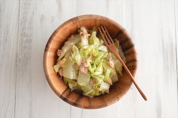 淡泊な味と手頃な価格で人気の白菜も、無限白菜アレンジでもっと美味しく! たくさん作って常備菜にするのも◎
