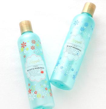 美しい髪を作るには美しい頭皮が必須! スカルプケアのシャンプーを使用して健康な頭皮を保ちましょう!