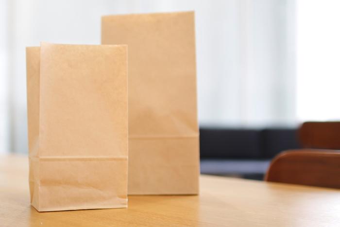 かわいくて使える魔法の茶紙♪クラフト袋で作るかわいいラッピング