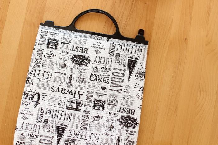 保冷バッグも最近では100均でおしゃれな柄のものが売られていますね!