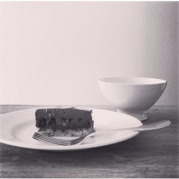 ゆったりとデザート2皿をコースでいただくというお茶会では、あわただしい日常から離れて穏やかなひとときを過ごすことができます。