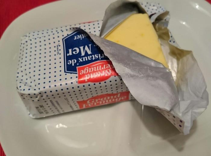 大西洋の海の恵みをたっぷり受けたバターは頬張るとしゃりっとした荒塩の感覚とおいしさにうっとりすること間違いなしです!