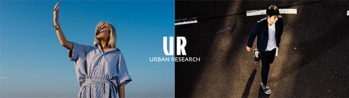 """人気のレディースファッションブランド""""URBAN RESEARCH""""のアクセサリーラインです!"""