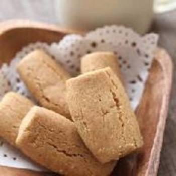 ラードの代わりに菜種油、きび砂糖を使ったレシピです。まろやかで素朴な味わい。