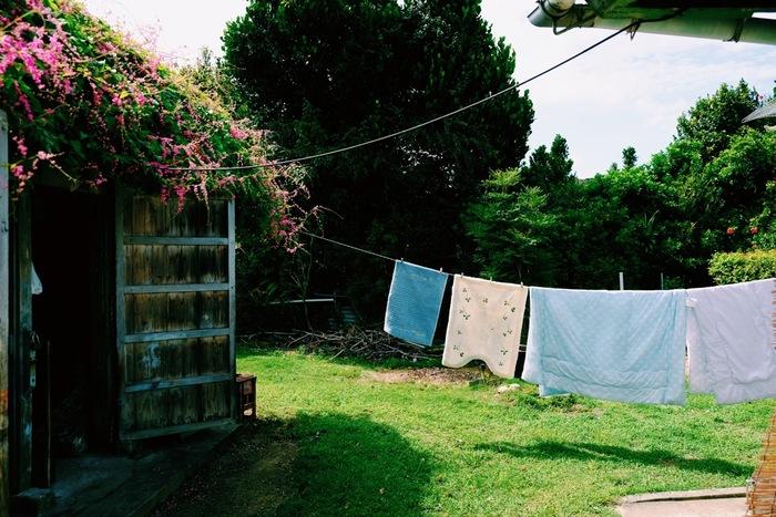 日本の手仕事が光る。「大木製作所」のランドリーグッズで洗濯しよう