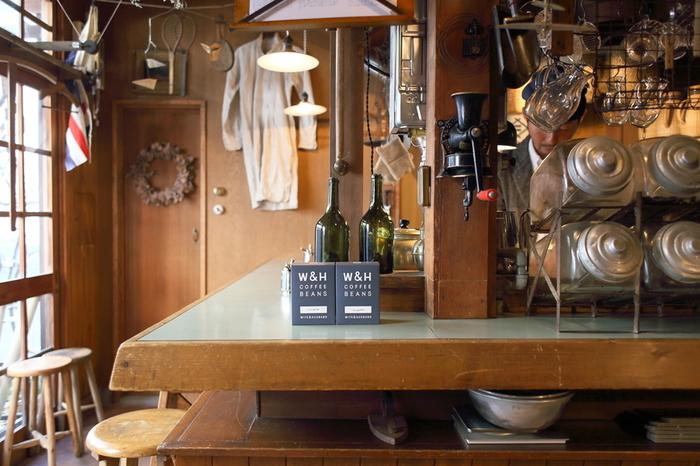 ご夫婦の想いが詰まった素敵な珈琲店「WIFE&HUSBAND(ワイフ&ハズバンド)」を訪れて