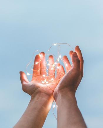 一日一日を大切にし、より充実した生活を送りましょう♪心がけ一つで、キラキラと輝く人に一歩近づけるかもしれません。