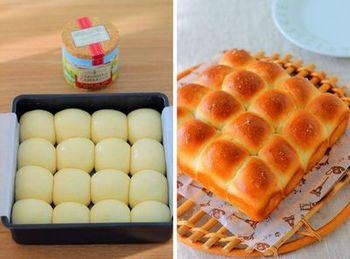 240度の高温まであるので、手作りパンだってお手の物。 オーブンをいちいち余熱したりする手間も省けます! 気軽にパンやクッキーが焼けますね。