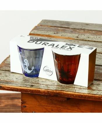 ペアや6個ほどのまとめ売りをしていたり、最近では、気軽に100円ショップでも手に入れることができるようになりました♪シンプルで使いやすいのに、とってもオシャレに食卓を飾ってくれる「DURALEX」のグラスについてご紹介します。