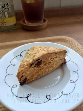マフィンやスコーンなどコーヒーやお茶に合うスイーツが人気。お店で焼き上げた手作りの美味しさです。