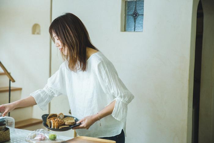 【連載】minne×キナリノ「ハンドメイドのある暮らし」 vol.3 陶芸作家・安達薫さん