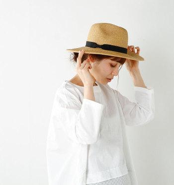 初夏から盛夏にかけて大活躍すること間違いなし、見た目も機能性も◎のおすすめ帽子を種類別にご紹介します。