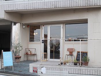 北陸新幹線も通って行きやすくなった、石川県・金沢にある、ステキなカフェ。