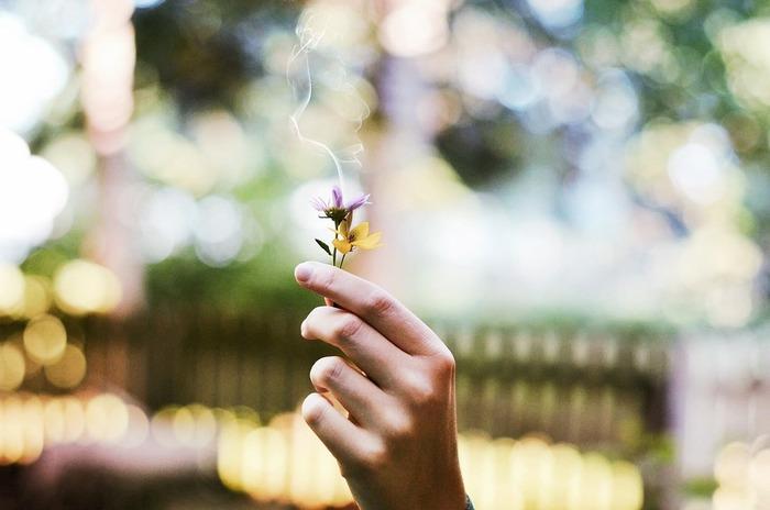 目には見えないけれど、香りが伝える効果はとっても大きいんです。