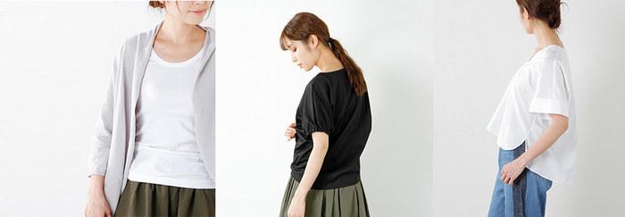 強度が高く細かく織りあげてもハリがあるためタイプライターシャツなどにも用いられています。