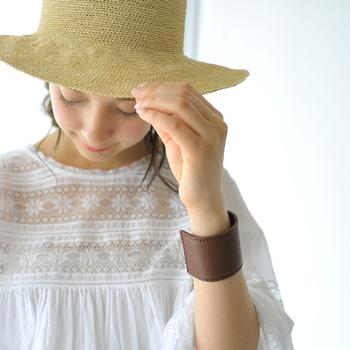 夏はやっぱり、かわいい麦わら帽子でお出掛けしたいもの♪…でも種類がたくさんあって、どれが自分に本当に似合っているのか分からないですよね?