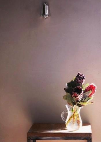 かわいい花活けにも姿を変えてくれます。
