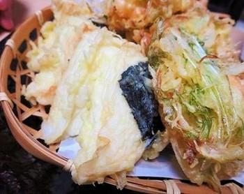 次回から、天ぷらを作るときは、ごく自然にざるが登場するかも(^.^)