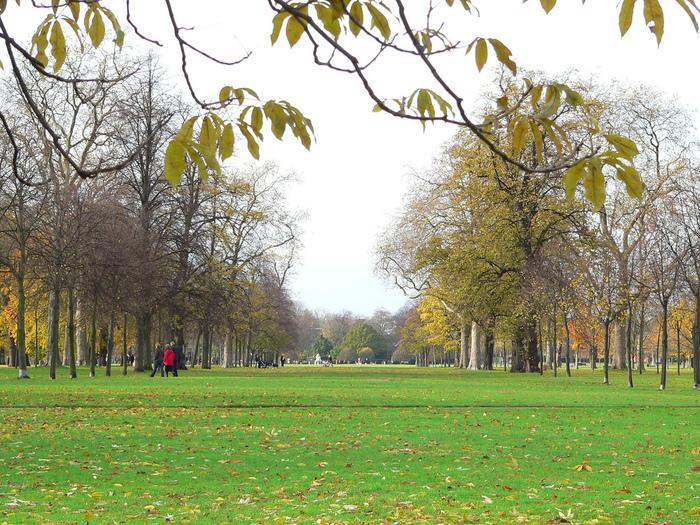 ロンドンにある最大級の王立公園!ハイド・パーク