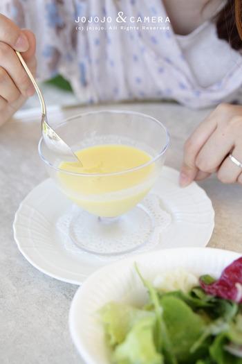 気怠い夏の朝も、冷たくて美味しいスープをしっかりお腹に入れれば、それだけできっと元気が出てきます。いろいろなレシピを試して、お気に入りのスープを食卓に取り入れてみて下さいね。