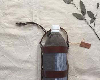 暑い暑い夏の必須アイテム。持ち歩きたくなるペットボトルカバーを集めたよ。