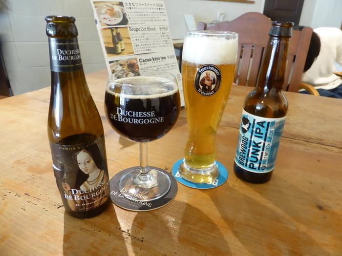 ビールの種類もとっても豊富で、アルコール好きな方にもおすすめです。