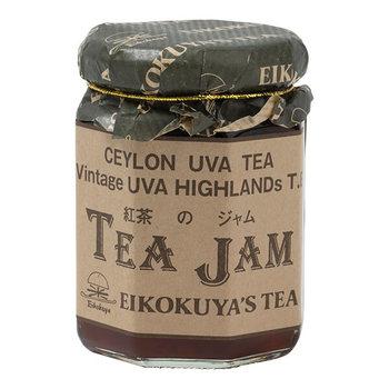 スリランカの紅茶「セイロンティー」のなかでも、高級茶として知られる「ウパ」。ウパ茶園のなかでも人気が高い「セントジェームス茶園」の茶葉で作った紅茶のジャムです。紅茶やハーブティーに入れて、美味しそうな香りと甘味を楽しみましょう。