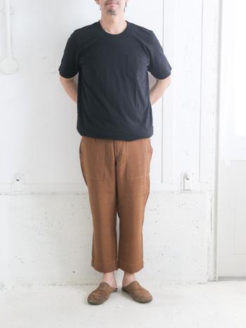 シンプルかつスタイリッシュなコーディネートに仕上がるため、オシャレ上級者の方達は、皆さん上手にユニセックスデザインのファッションを取り入れています。