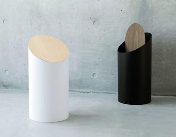 モヘイムから、洗練されたデザインと高い機能性のダストボックス「SWING BIN(スウィングビン)」をご紹介します。「今までにないエレガントなゴミ箱を作る」というコンセプトで作られ、その美しいデザイン性から、グッドデザイン賞2016を受賞しました。