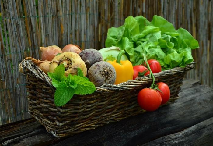 甘さ控えめのスムージーになれている方なら、糖質の多いフルーツから、葉物の野菜を主体にしてみましょう。目安は野菜:果物=2:1です。ただ味覚で甘さを感じなくても、柑橘類の中には果糖が多めなフルーツもあるので、常に糖質量をチェックするようにするとさらに◎