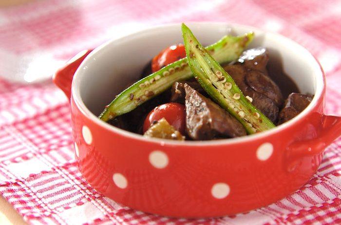 貧血予防のためにも、ふだんの食事の中で鉄分を摂取できたらいいですよね。暑い夏の日も貧血を防いで元気に過ごせるおいしい料理のレシピをご紹介します。