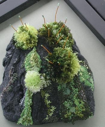 海外では「Moss Art」というジャンルが確立されています。