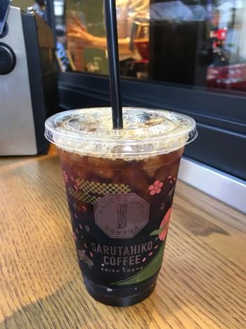 アイスコーヒーは、奥行きのある味わいと、爽やかな酸味を楽しめます。苦みが苦手な方でも美味しく感じられますよ。