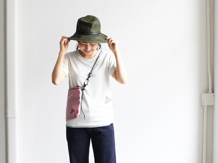大人に着こなすには?「Tシャツ×デニム」で作るサマースタイル教えます♪