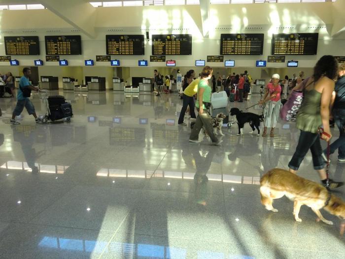 バルセロナ-メノルカ島(Mahon空港)間は飛行機で50分!