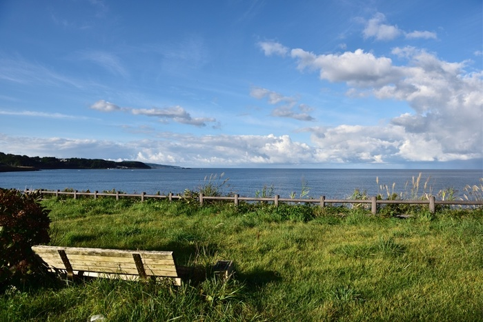 十二湖とは、白神山地西側に位置し、津軽国定公園内に点在する湖沼群の総称です。