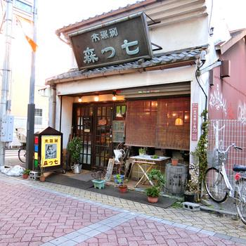東京メトロ新高円寺駅から徒歩4分ほど。昭和53年の創業で、老舗喫茶店として地域を支えてきました。
