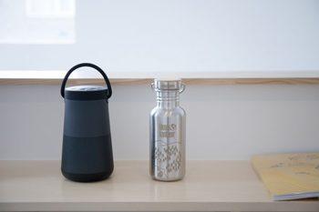 アメリカ生まれの「Klean Kanteen(クリーンカンティーン)」は、2004年の創立当初より健康を意識した人々へ安全でエコフレンドリーな製品を提供する事を考えてきました。プラスチックやアルミボトルに代わる、人と地球にやさしいボトルをつくり続けています。