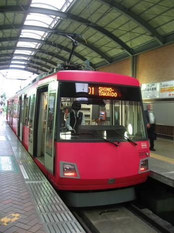 まずは、下高井戸駅で「世田谷線散策きっぷ」おとな330円を購入しましょう!これで、1日世田谷線が乗り放題です♪ 世田谷線の電車賃は1回乗車150円、3回乗ればお得です。