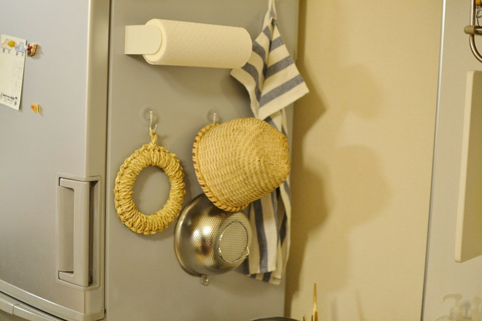 ただ冷蔵庫などに吊るしておくだけでもとても素敵なので、いくつか揃えたくなってしまいます。