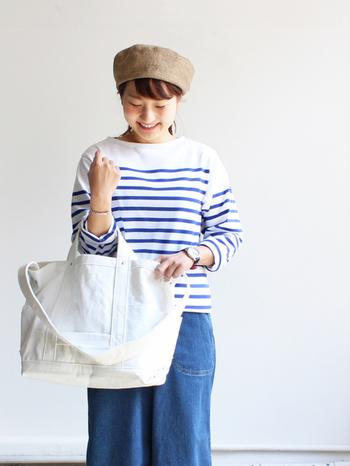 使い込む程に柔らかく馴染んでいく…YAECAのバッグは、長年連れ添う相棒的存在ですね!